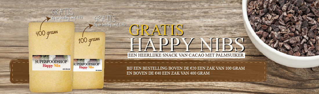 Gratis Happy Nibs