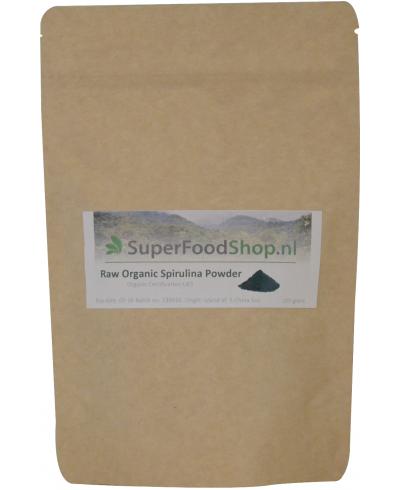 Spirulina Raw & Organic