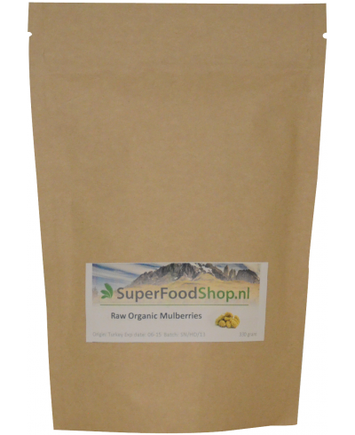 Moerbeien Raw & Organic