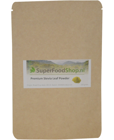Stevia Poeder bestellen snel en gemakkelijk