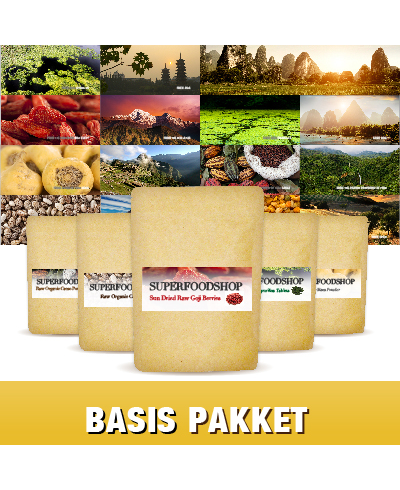 Superfood Basis Pakket