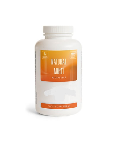 Natural Multi vitamines Gemakkelijk besteld en snel geleverd