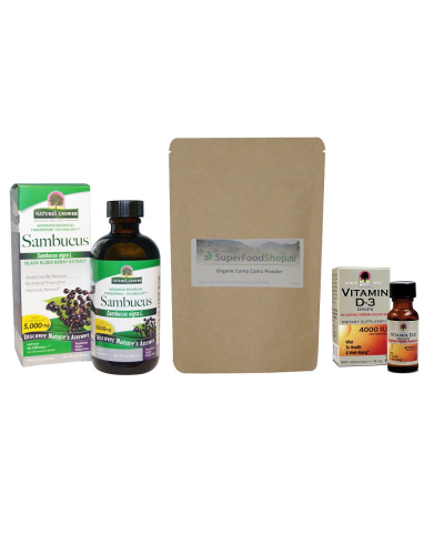 Immuunbooster Pakket