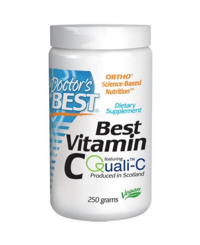 Vitamine C poeder Quali-C - Doctors Best
