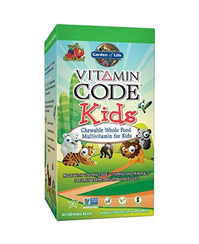 Multi-Vitamine RAW   The Vitamin Code