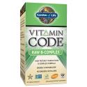 The Vitamin Code Vitamine B-complex (120 capsules) - The Garden of Life