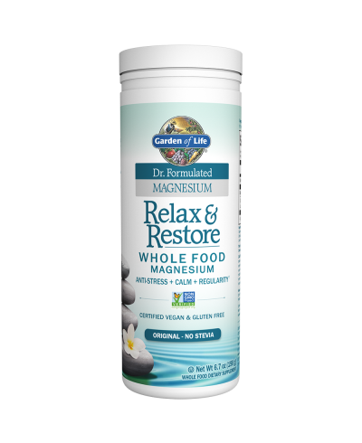 Image Result For Garden Of Life Relax And Restore