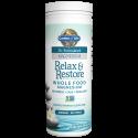 Dr. Formulated Relax & Restore Original (190g) Magnesium - Garden of Life