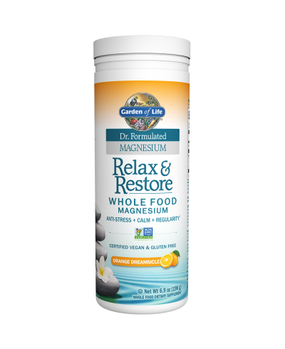 Dr Formulated Relax Restore Orange Dreamcicle 230g Magnesium