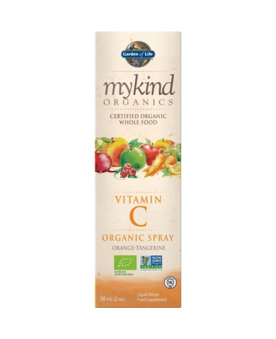 myKind Organics Vitamin C spray | Garden of Life