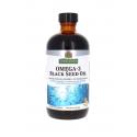 Omega 3 & Black Seed olie