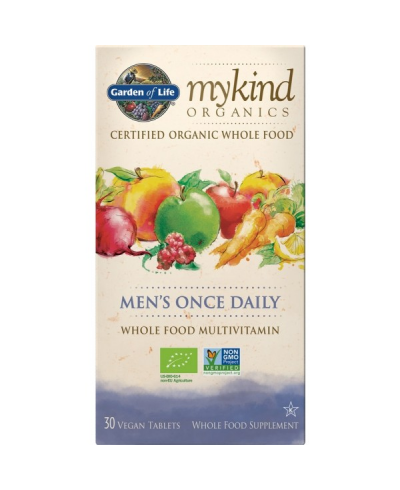 Men's Once Daily mykind Organics